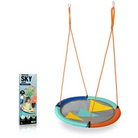 "Slackers 40"" Adventure Sky Swing"