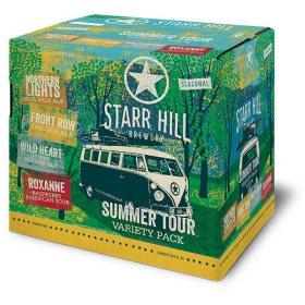 Starr Hill Summer Tour Variety Pack (12 fl. oz. bottle, 12 pk.)