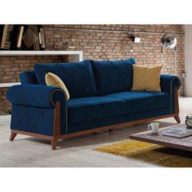 Surprising London Sleeper Sofa Assorted Colors Sams Club Machost Co Dining Chair Design Ideas Machostcouk