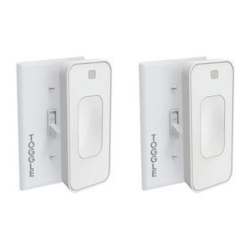 Switchmate Slim for Toggle Style Light Switches (2 Pack)