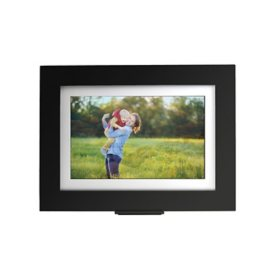 "Brookstone 8"" PhotoShare Friends and Family Cloud Frame"