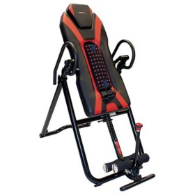 Health Gear HGI 6.9 Deluxe Inversion Table