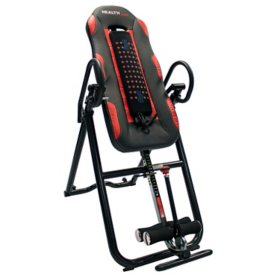 Health Gear ITM 6000 Heat & Massage Inversion Table