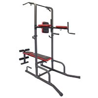 Deals on Health Gear CFT2.0 Functional Fitness Gym Style Training Power Tower
