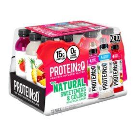 Protein2o Variety Pack (16.9 fl. oz., 12 pk.)