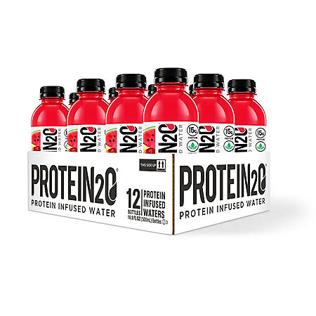 Protein2o, Protein Infused Water, Choose Your Flavor (16.9 fl., oz, 12 pk.)