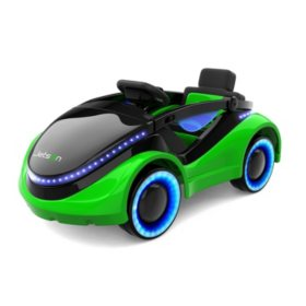 283cf313195 Jetson Moby 12V Kids Electric Ride-on with LED Light-Up Wheels