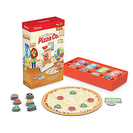 Osmo Pizza Co. Game, Social Skills, Business Math, Ages 5-12 (Base Required)