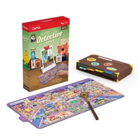 Osmo Detective Agency, A Seek & Find Mystery Game, Ages 5-12