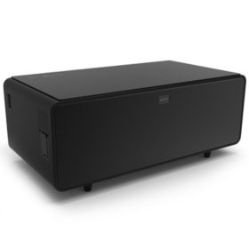 Incredible Sobro Smart Coffee Table With Refrigerator Drawer Assorted Inzonedesignstudio Interior Chair Design Inzonedesignstudiocom