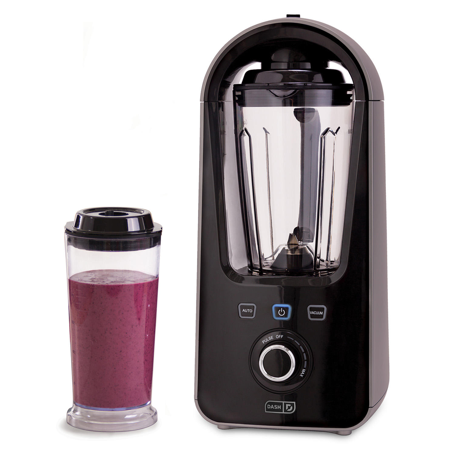 Dash Chef Series DVB300RMGT Cold Fusion Vacuum Blender (Graphite)