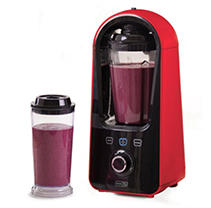 Dash Chef Series Cold Fusion Vacuum Blender (Red)