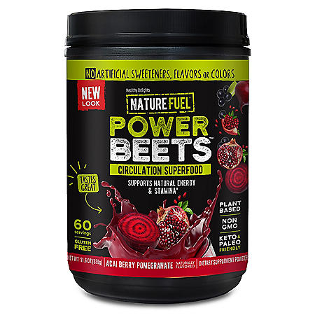 Nature Fuel Power Beets Juice Powder (60 servings)