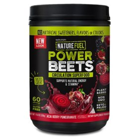 Nature Fuel Power Beets Juice Powder, 60 servings (11.6 oz.)