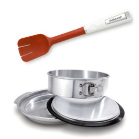 Chef's Planet Perfect Pan and Better Spatula Set