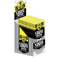 Show Black Natural Cigars, 5 for 3 (5 pk., 15 ct.)