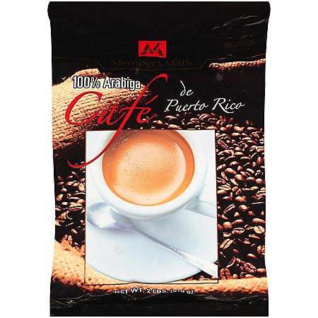 Member's Mark Ground Puerto Rican Coffee (2 lb.)