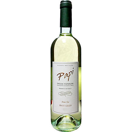 Papi Pinot Grigio (750 ml)