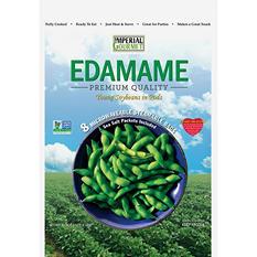 Imperial Gourmet Edamame (8 oz. bags, 8 ct.)