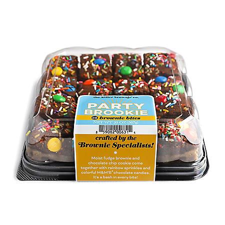 Party Brookie, Brownie Bites (20 oz.)