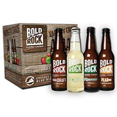 Bold Rock Hard Cider Variety Pack (12 fl. oz. bottle, 12 pk.)