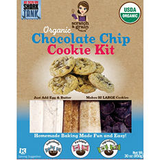 Scratch & Grain Baking Co. Organic Chocolate Chip Cookie Kit (30 oz.)