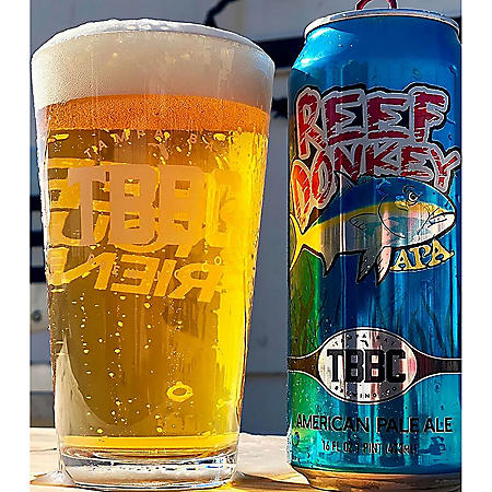 Tampa Bay Reef Donkey APA (16 fl. oz. can, 4 pk.)