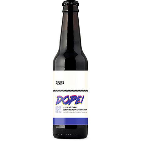 Zipline Dope! IPA (12 fl. oz. bottle, 6 pk.)