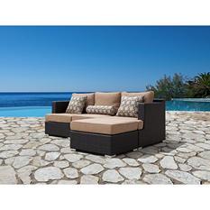 Prescott Sofa Set by Borealis