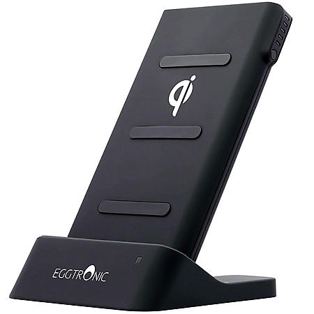 Eggtronic 4-in-1 10,000 mAh Wireless Charging Power Stand