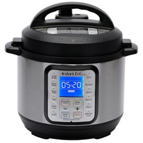 Instant Pot 3-Quart DuoPlus Mini 9-in-1 Multi-Use Programmable Pressure Cooker