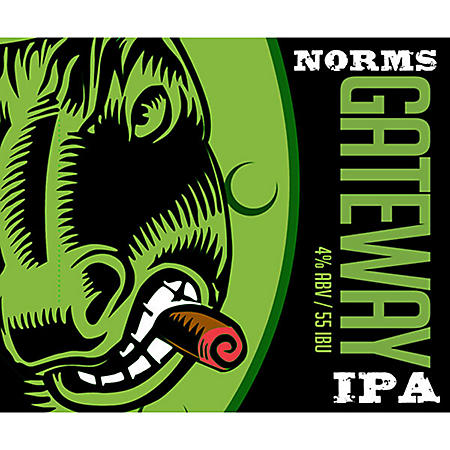 Griffin Claw Norm's Gateway IPA (16 fl. oz. can, 4 pk.)