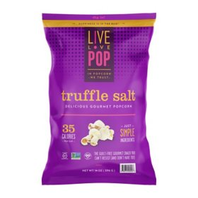 Live Love Pop Truffle Salt Popcorn (14 oz.)