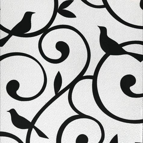 Fusion Gates Designer Pet Gate Screen, Songbirds