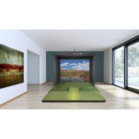 TruGolf Vista 10 S-Series Golf Simulator