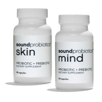 Sound Probiotics Look Great, Feel Great, Mind and Skin (2 pk.)