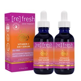 Refresh Skin Vitamin C Day Serum Twin Pack (1 fl. oz., 2 pk.)