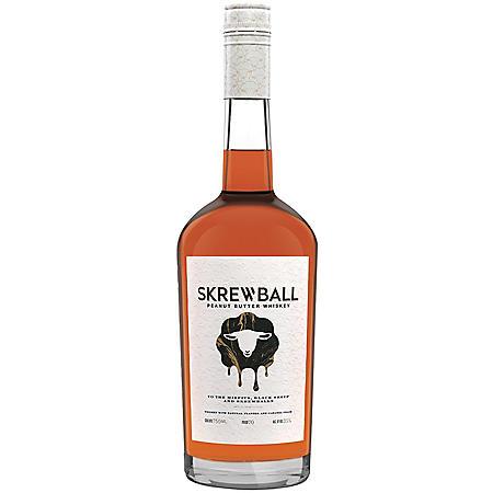 Skrewball Peanut Butter Whiskey (750 ml)