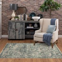 Mohawk Home Rivoli Collection Area Rug, 5x7, Assorted Styles