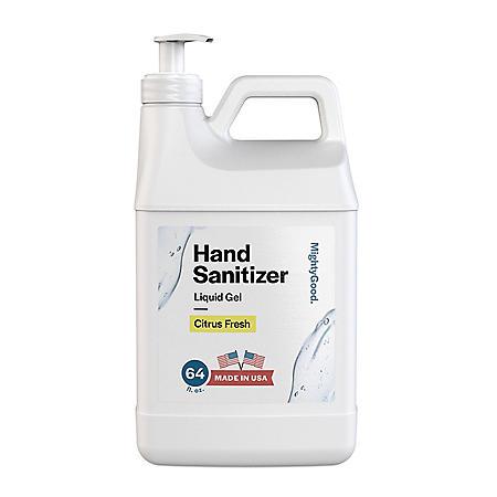 MightyGood Hand Sanitizer Gel (64 fl. oz.)