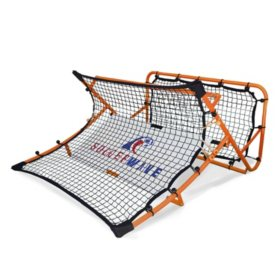 SoccerWave Jr. 2 in 1 Soccer Rebounder and Trainer