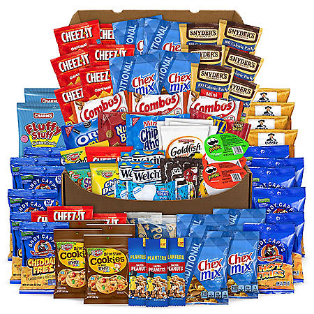 Big Party Snack Box (75 ct.)
