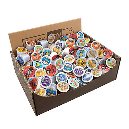 Snack Box Pros Large Assorted K-Cup Box (84 ct.)