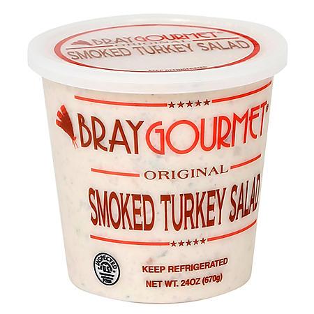 Bray Gourmet Smoked Turkey Salad (24 oz)