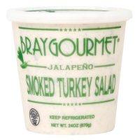 Bray Gourmet Jalapeno Smoked Turkey Salad (24 oz.)
