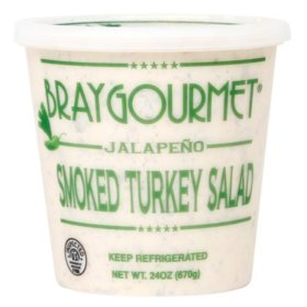 Bray Gourmet Jalapeno Smoked Turkey Salad (24 oz.)