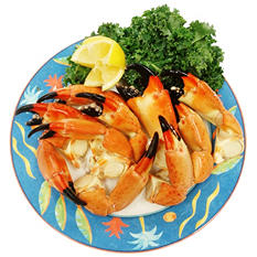 3/5 Large Stone Crab Claws (5 lb.)