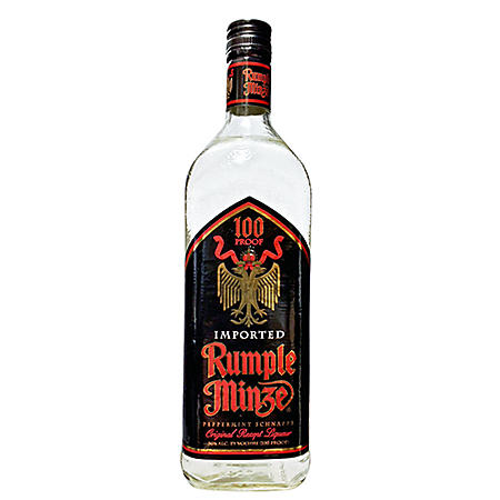 Rumple Minze Peppermint Schnapps (1L)