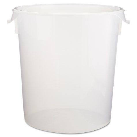 Rubbermaid® Round Storage Container - 22 qt.