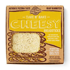 Take and Bake Cheesy Breadsticks (18.75 oz.)